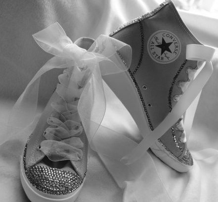 Wedding Sneakers for Brides - From Flats to Heels