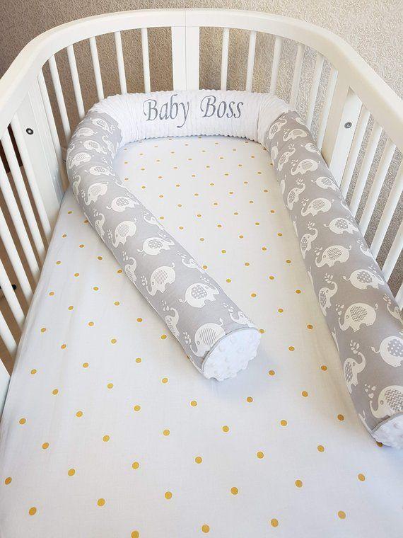 Snake Pillow Baby Bed Bumper Baby Crib Bumper Bumper Pillow Bed