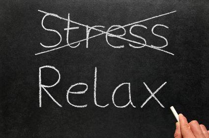 Tijdens stress ben ik op mijn beste!