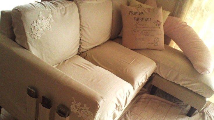 ソファ ソファー カバー 手作り 簡単 作り方 布 選び方 向いている 向かない 向き不向き おすすめ