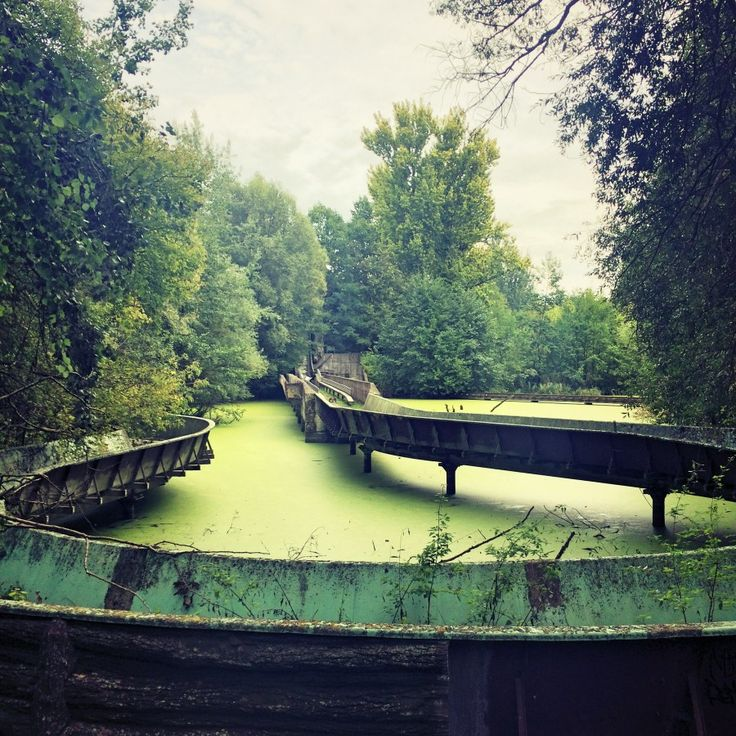 Berlin Abandoned Theme Park