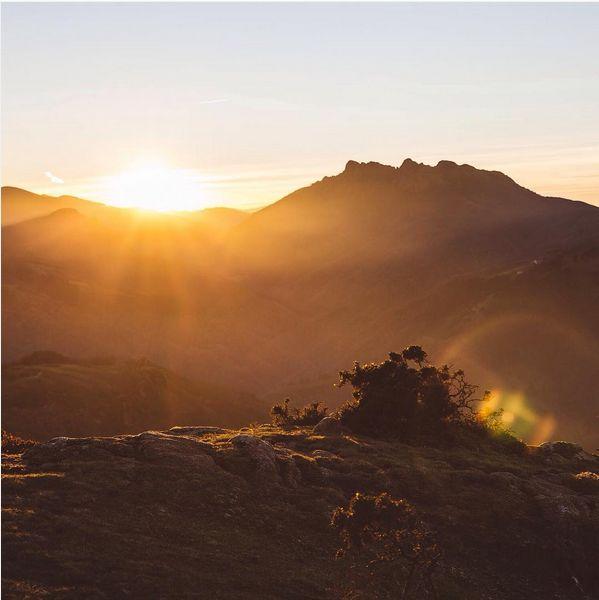 Randonnée dans le Pays Basque #hike #mountains