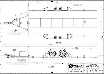 Airbag Car Trailer Plans-DIY-Build your own lowering race car trailer - A4