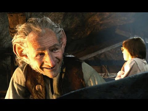 THE BFG Official Trailer #3 (2016) Steven Spielberg, Mark Rylance Fantasy Movie HD - YouTube