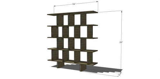 14 Best Images About Bookcases On Pinterest Cinder Block