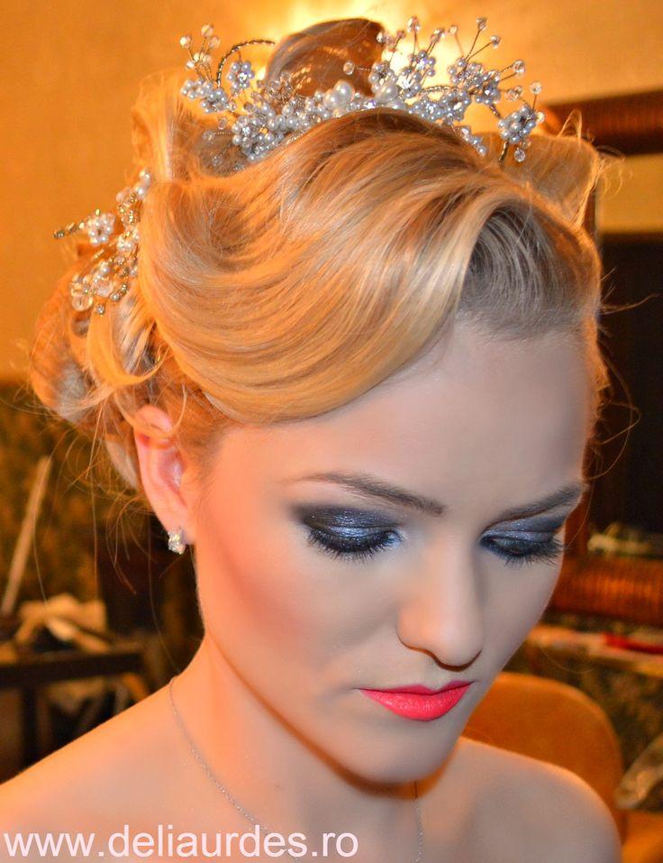 Hair&Make-Up:Delia Urdes