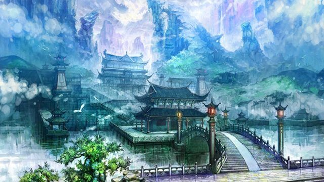 40 Deep Yet Majestic Chinese Landscape Painting Ideas Chinese Landscape Painting Chinese Landscape Landscape Wallpaper