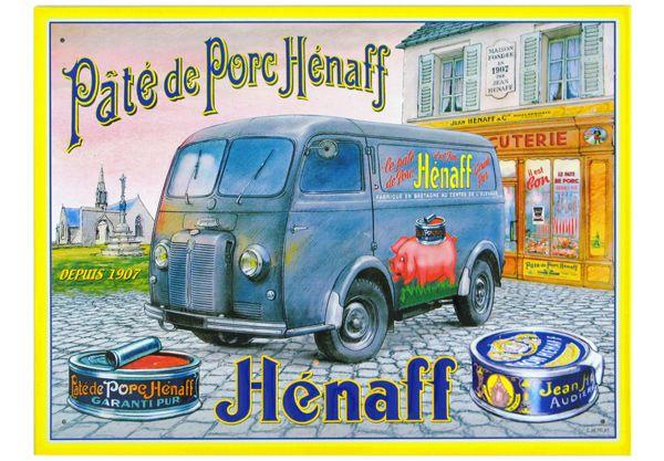 """Le pâté Hénaff, le pâté du mataf !"""""""