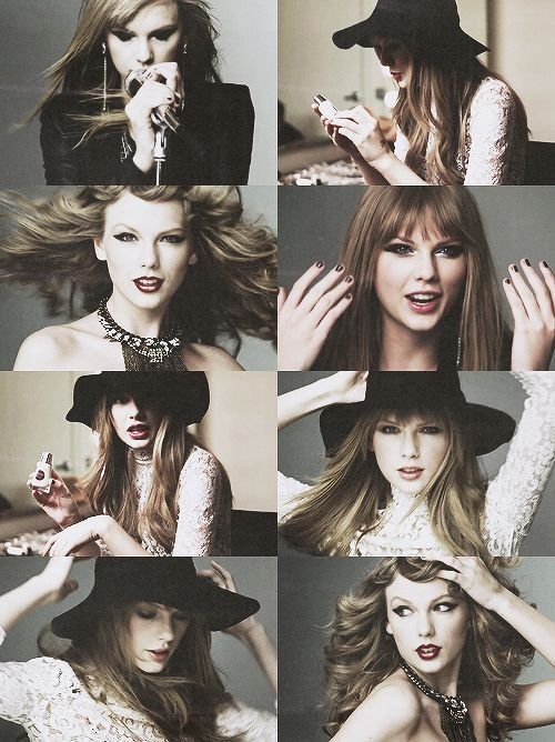 Taylor Swift circa CoverGirl ads