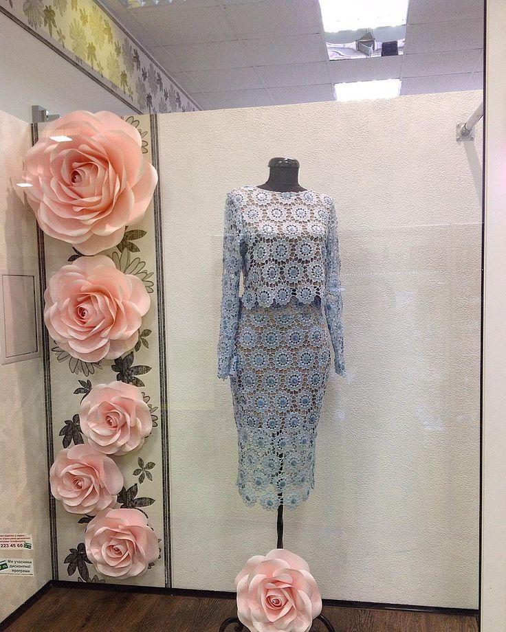 Flower display idea