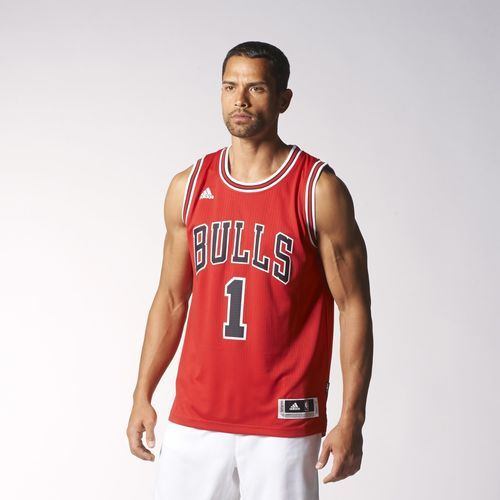Camiseta de Básquet Chicago Bulls - Nba Chicago Bulls 1 - 300