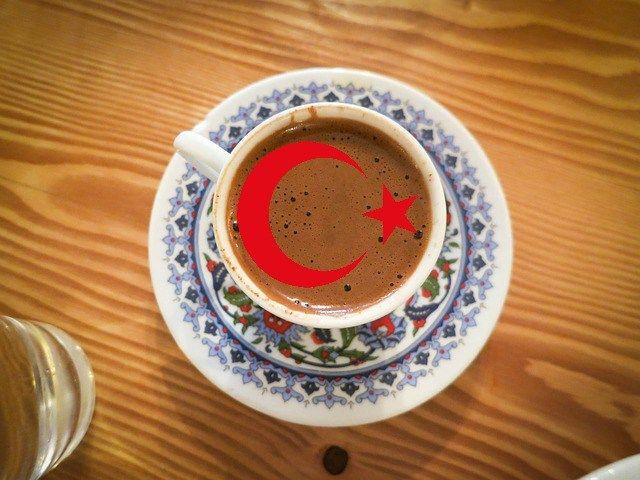 A DXN lúgosító kávéja már Törökországban is kapható.