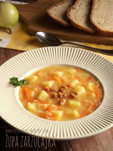 Trzeci Talerz: Zupa zarzucajka – kuchnia podkarpacka