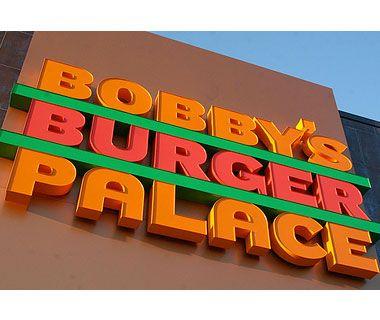 <center>World's Top Fast-Food Restaurants</center>