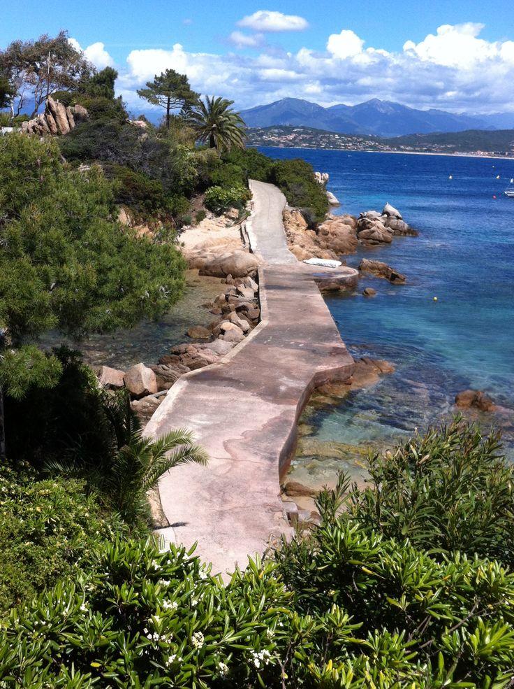 Corse isolella porticcio