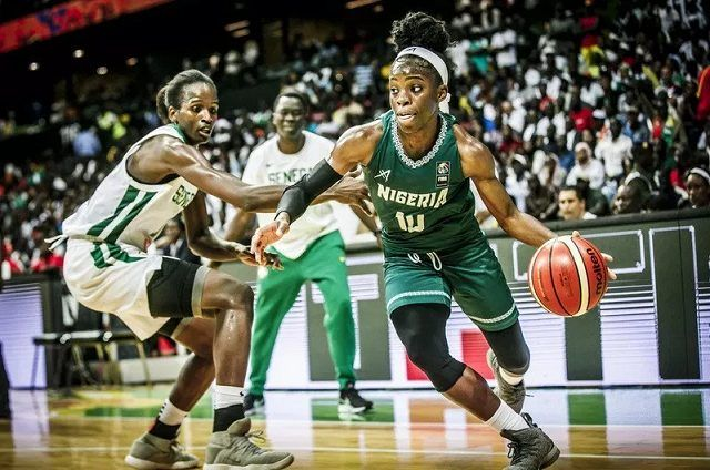The Nigeria women national basketball team, D'Tigress, have successfully  defended the FIBA Women's AfroBasket title they w… | Basketball teams,  Basketball, One team