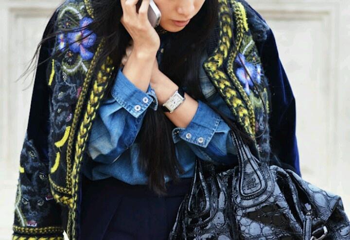 Digital prints #fashion