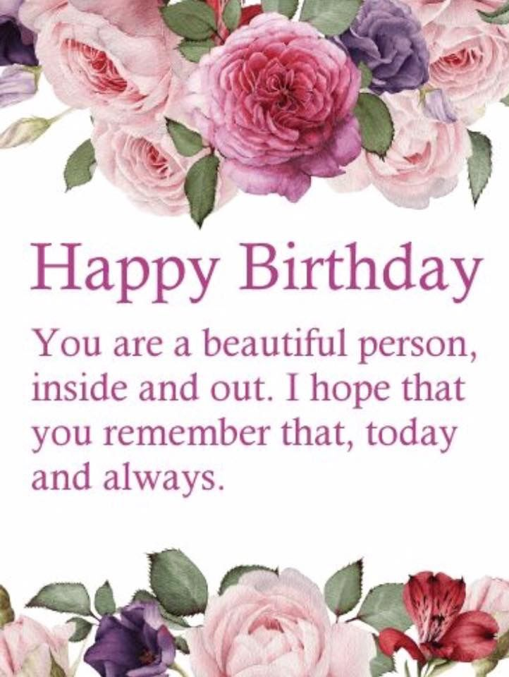Happy Birthday My Beautiful Friend Becky Praying You Have An