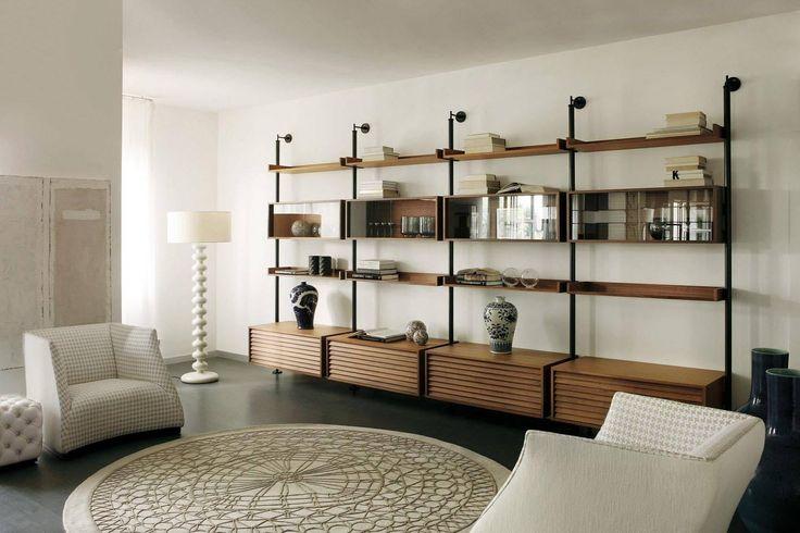 Ubiqua Storage System by T. Colzani for Porada