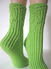 Ravelry: GFTC's Rivendell Socks