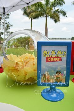 Toy Story Birthday Party Ideas   Photo 21 of 33   Catch My Party