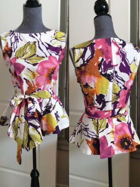 Available @ TrendTrunk.com handmade Tops. By handmade. Only $28.00!