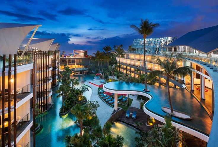 Le Meridien Bali Jimbaran swim up bars bali kids guide