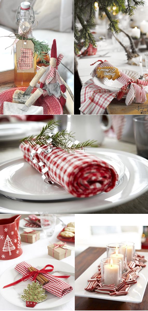 duka jul pyssel inredning julfint juldukning inspiration bordsdukning tips ide-02