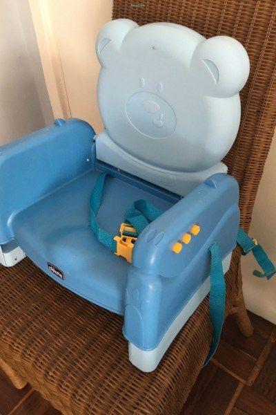 Baby chair - Feeding/Nursing-Highchairs & Clip-on Chairs-KwaZulu-Natal, R100.00 - https://babydorie.co.za/second-hand-baby-highchairs/baby-chair.html