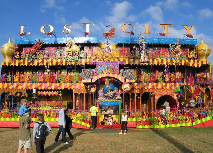 Image result for funhouse