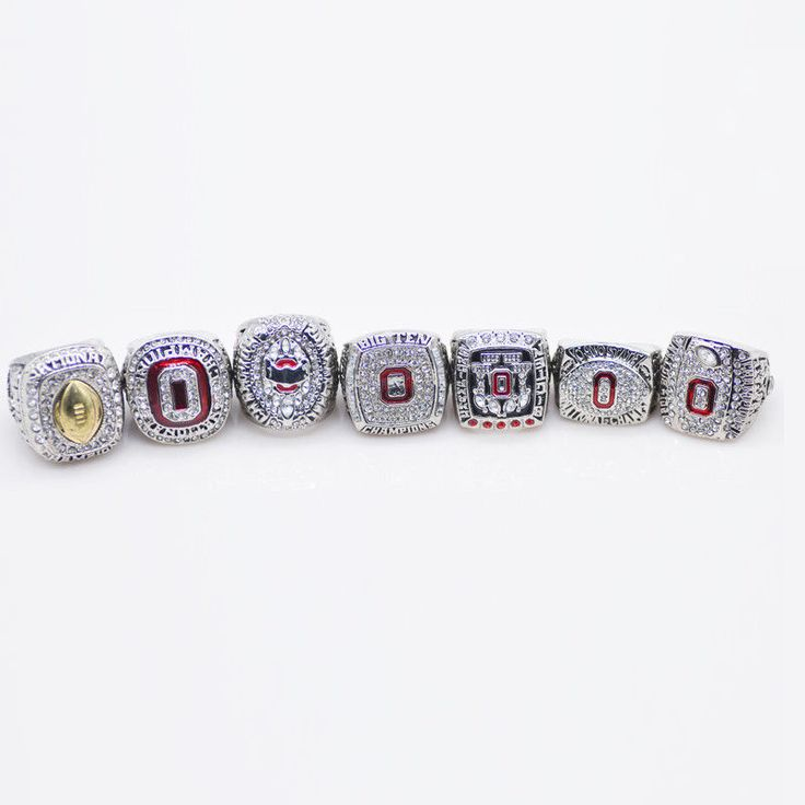 Ohio State Buckeyes Football Jewelry National Chamionship Team Sports Ring Gift  #OhioStateBuckeyes