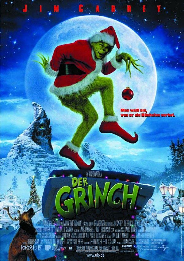 Poster zum Film: Grinch, Der