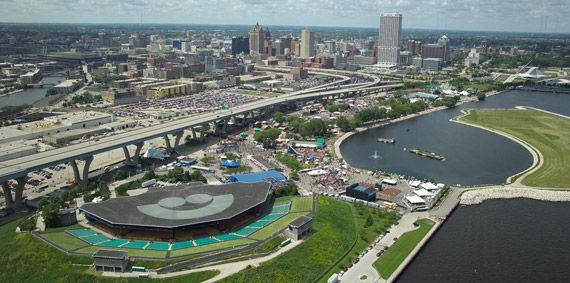 Summerfest!!!  The World's Largest Music Festival. Book your overnight package today.  Includes 2 tickets to Summerfest.