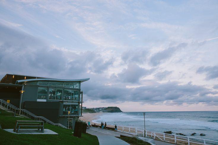 Merewether Surfhouse Newcastle wedding. Image: Cavanagh Photography http://cavanaghphotography.com.au