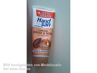 Handsan Hand & Nail mit Arganöl 2015-03-31 10.52.40 - Handsan Hand & Nail mit Arga