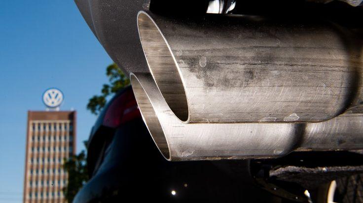 Volkswagen gewinnt Preis für Abgasmanipulation