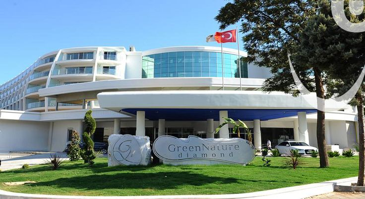 "Life is better on vacation. Enjoy your stay at Marmaris in 5 stars hotel ""GREEN NATURE DIAMOND HOTEL""."