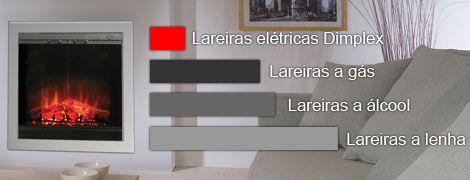 DIMPLEX Lareiras Elétricas | Líder mundial em Lareiras Elétricas