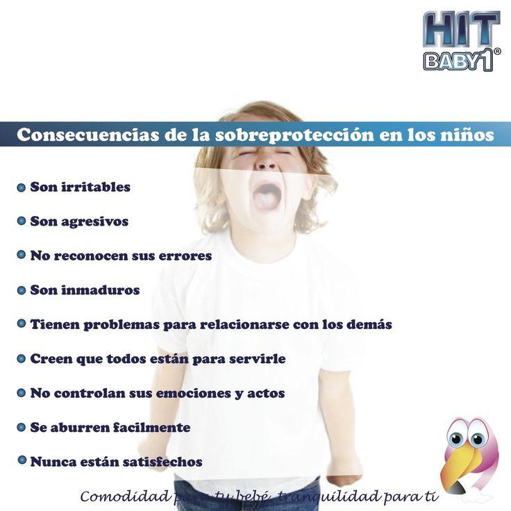 Consecuencias de sobreproteger a tus hijos. #niños #crianza #protección #educación