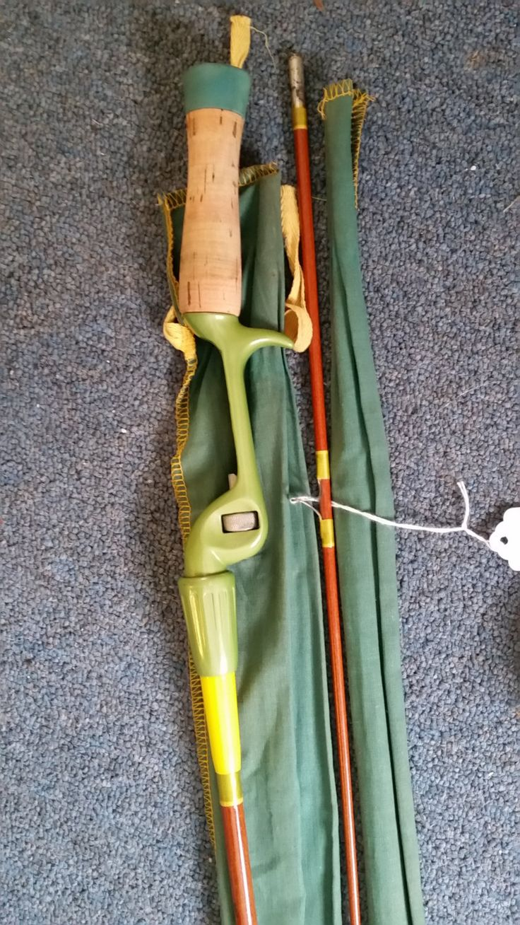 32 best vintage fishing gear for sale rods reels lures for Used fly fishing gear for sale