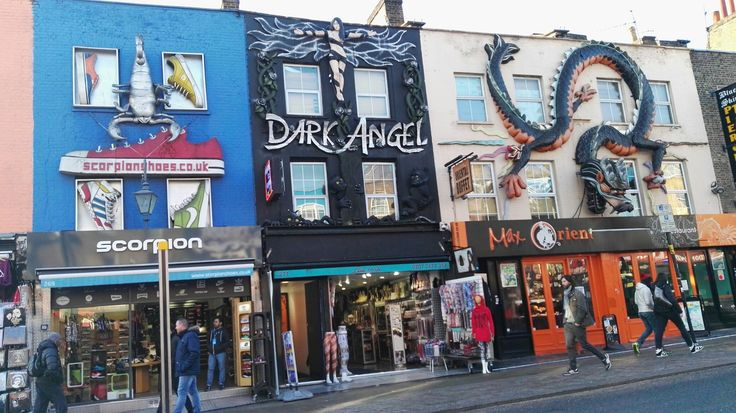 Candem Town -London