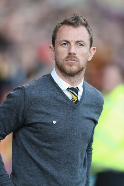 Gary Rowett Photos Photos - Gary Rowett the manager of Burton Albion during the npower League Two playoff semi-final first leg between between Bradford City and Burton Albion at the Coral Windows Stadium, Valley Parade on May 2, 2013 in Bradford, England. - Bradford City v Burton Albion