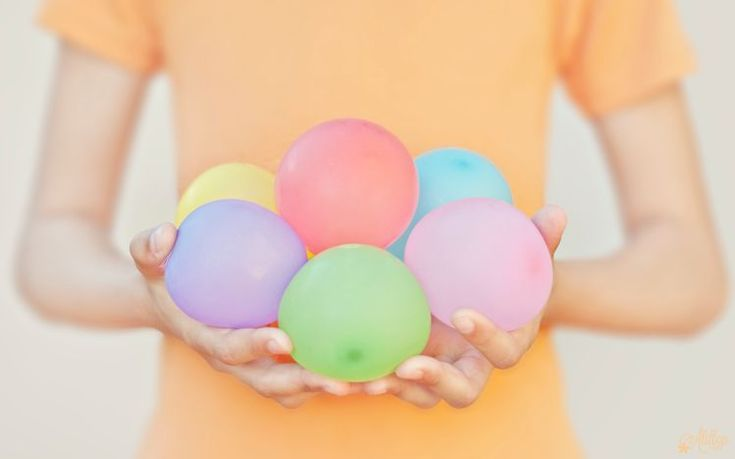 7 Water Balloon Games Teens Love to Play