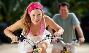 Groupon - Two-Hour, Four-Hour, or Full-Hour Bike Rental from Central Park Bike Tours (50% Off) in Central Park Bike Tours. Groupon deal price: $20