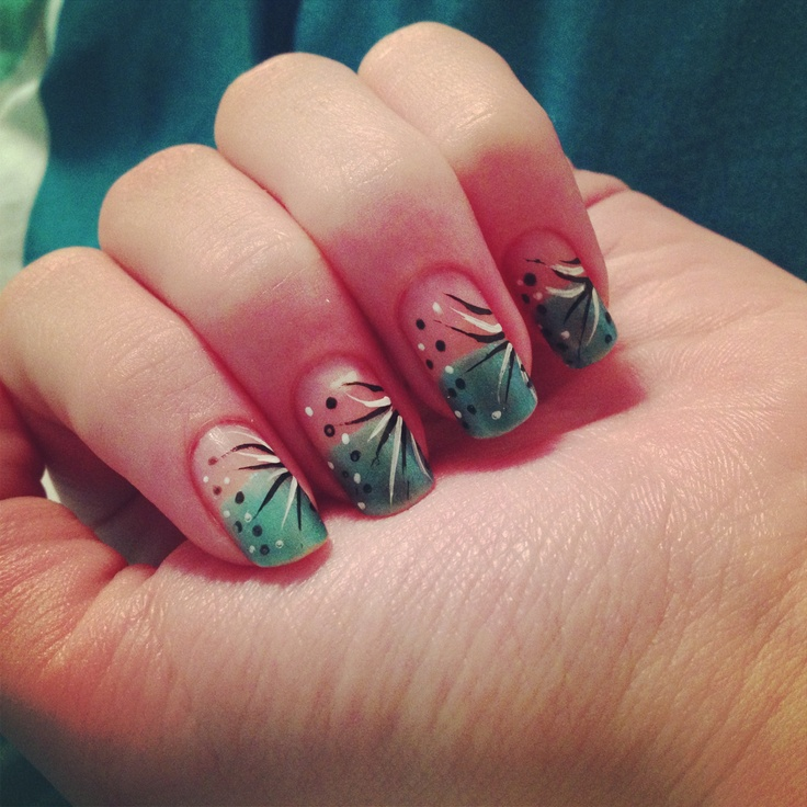22 best migi nail art design by nded images on Pinterest | Nail art ...
