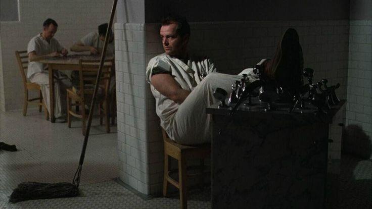 ONE FLEW OVER THE CUCKOO'S NEST (1975) DP: Haskell Wexler | Director: Milos Forman