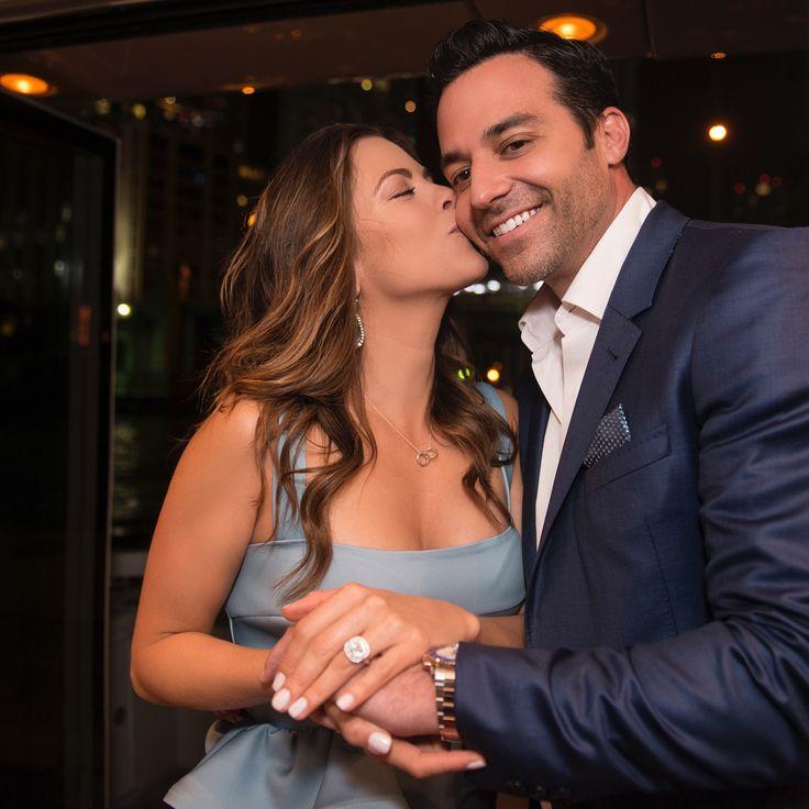 Ximena Duque y Jay Adkins