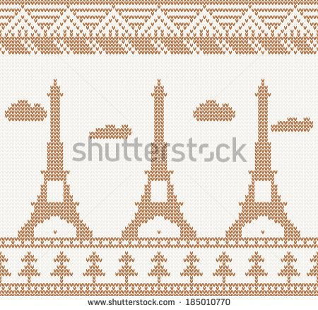 Stock Images similar to ID 118894069 - ornamental pattern for knitting ...
