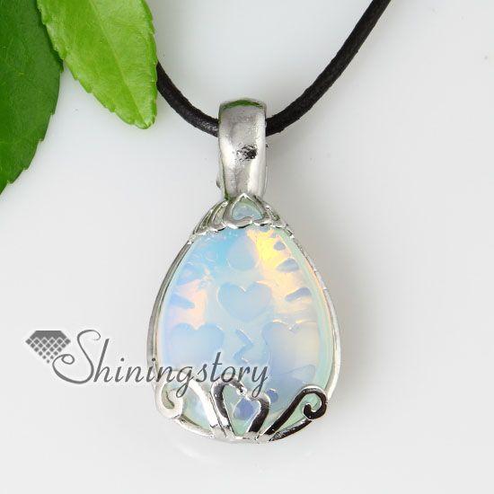 amethyst pendant necklace - Google Search