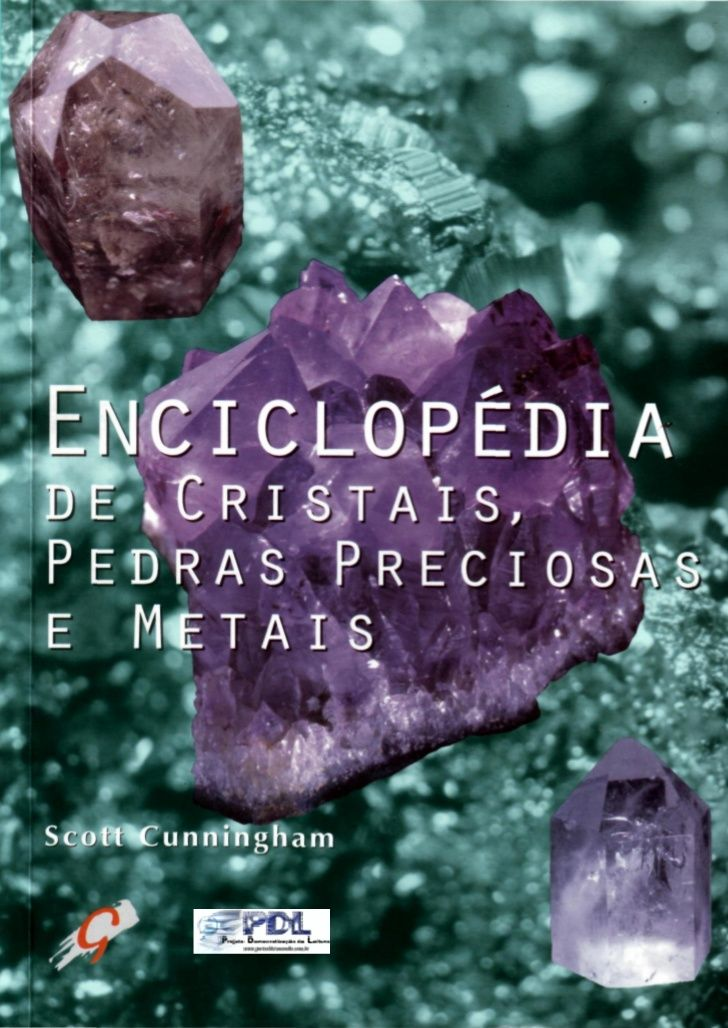 Enciclopedia de cristais   pedras preciosas e meta is